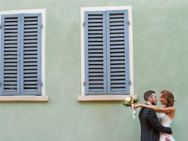 Il matrimonio di Giorgio e Sara a Correggio, Reggio Emilia 17