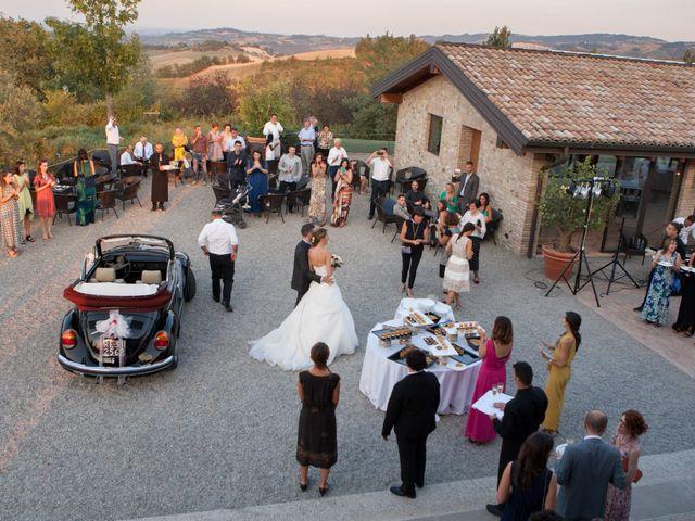 Il matrimonio di Giorgio e Sara a Correggio, Reggio Emilia 19