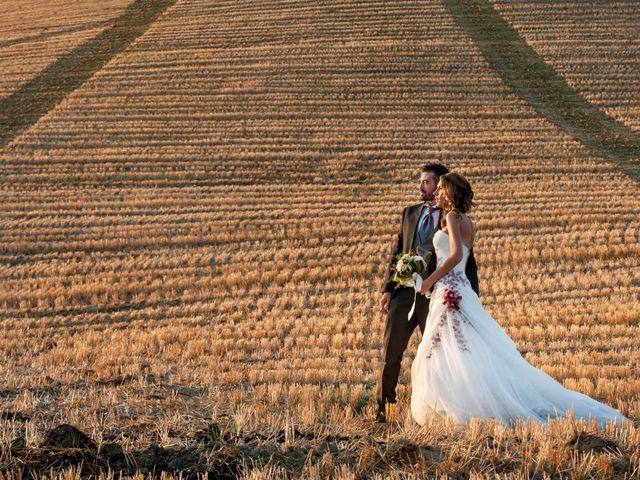 Il matrimonio di Giorgio e Sara a Correggio, Reggio Emilia 20