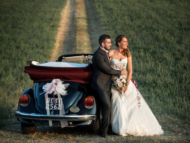 Il matrimonio di Giorgio e Sara a Correggio, Reggio Emilia 21
