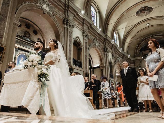 Il matrimonio di Marco e Roberta a Arcore, Monza e Brianza 30