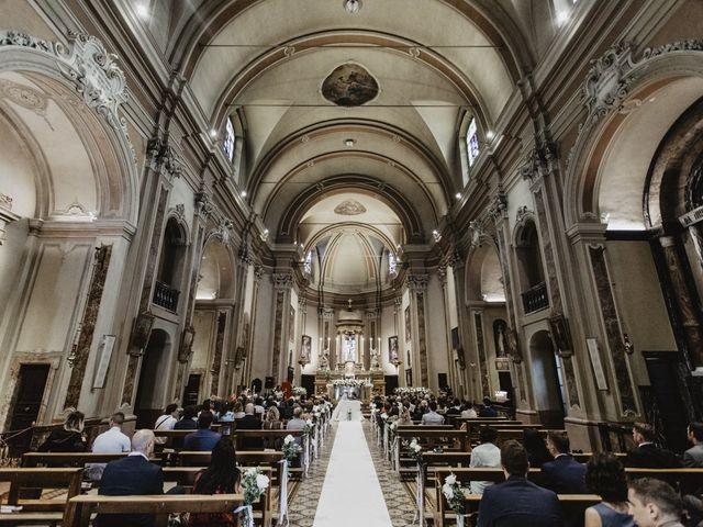 Il matrimonio di Marco e Roberta a Arcore, Monza e Brianza 32