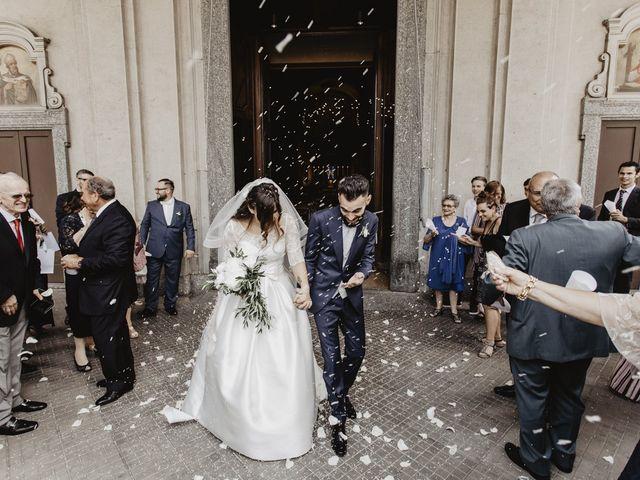Il matrimonio di Marco e Roberta a Arcore, Monza e Brianza 33
