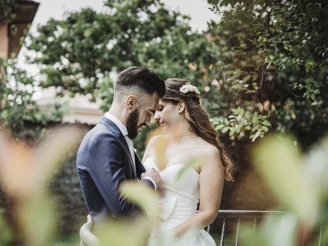 Il matrimonio di Marco e Roberta a Arcore, Monza e Brianza 1