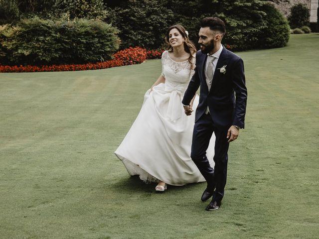 Il matrimonio di Marco e Roberta a Arcore, Monza e Brianza 35