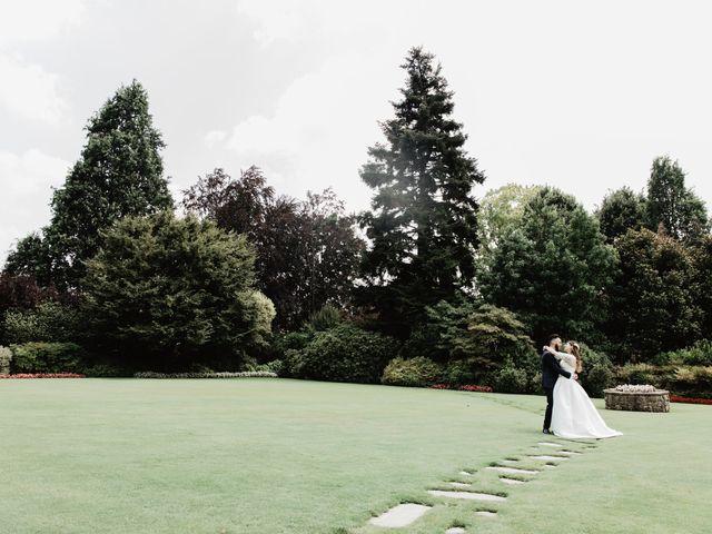 Il matrimonio di Marco e Roberta a Arcore, Monza e Brianza 36