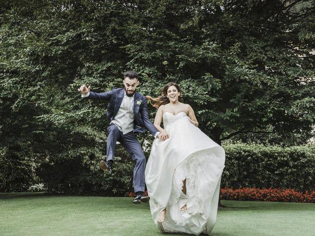 Il matrimonio di Marco e Roberta a Arcore, Monza e Brianza 37