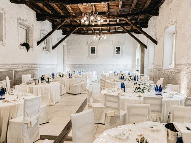 Il matrimonio di Marco e Roberta a Arcore, Monza e Brianza 41