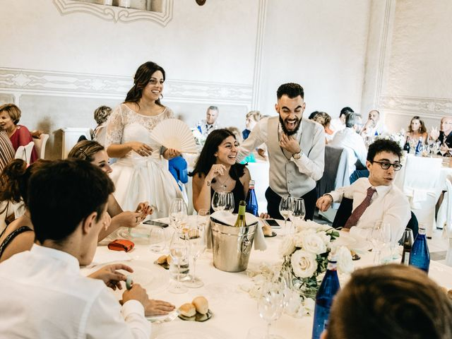 Il matrimonio di Marco e Roberta a Arcore, Monza e Brianza 42
