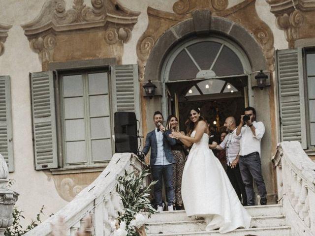 Il matrimonio di Marco e Roberta a Arcore, Monza e Brianza 45