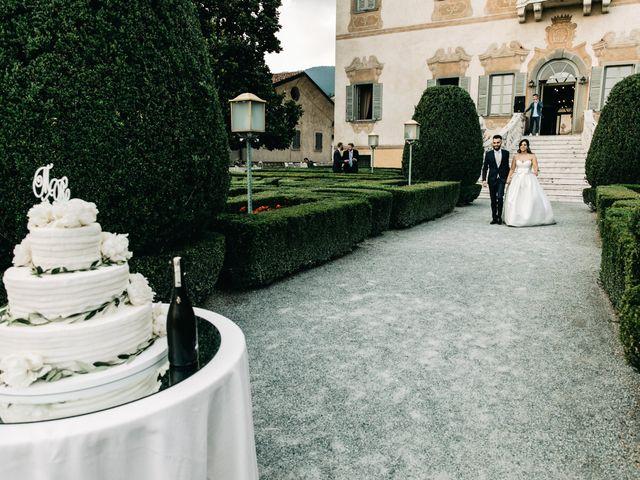 Il matrimonio di Marco e Roberta a Arcore, Monza e Brianza 46