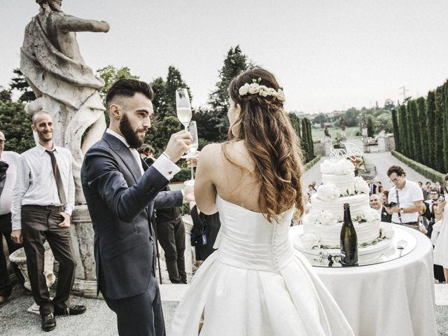 Il matrimonio di Marco e Roberta a Arcore, Monza e Brianza 47