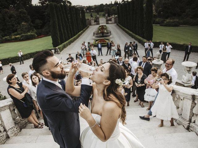 Il matrimonio di Marco e Roberta a Arcore, Monza e Brianza 2