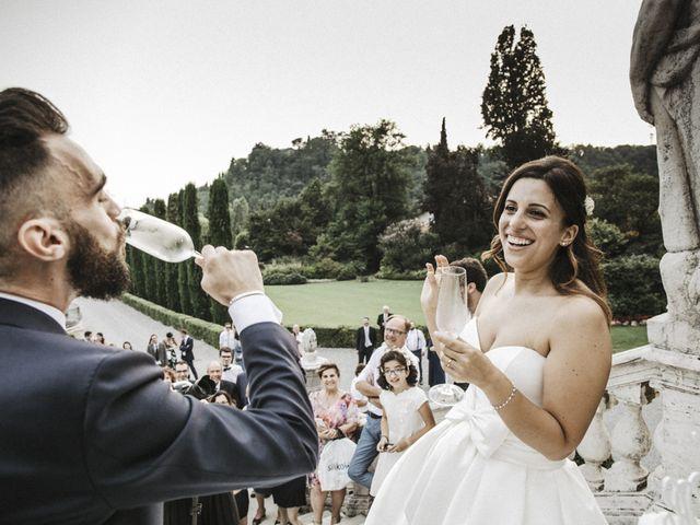 Il matrimonio di Marco e Roberta a Arcore, Monza e Brianza 48