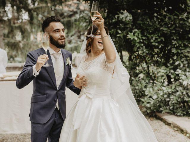 Il matrimonio di Marco e Roberta a Arcore, Monza e Brianza 49