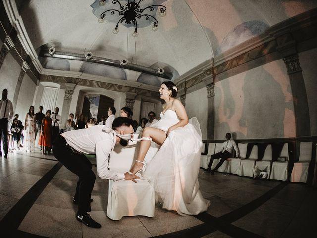 Il matrimonio di Marco e Roberta a Arcore, Monza e Brianza 56