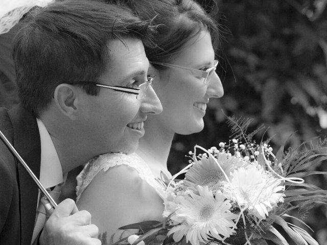 le nozze di Mara e Stefano
