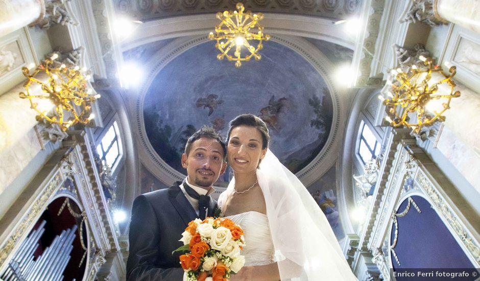 Il matrimonio di Renato e Monica a Castenedolo, Brescia