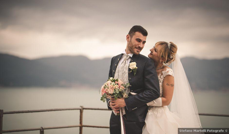 Il matrimonio di Marco e Elena a Ameglia, La Spezia