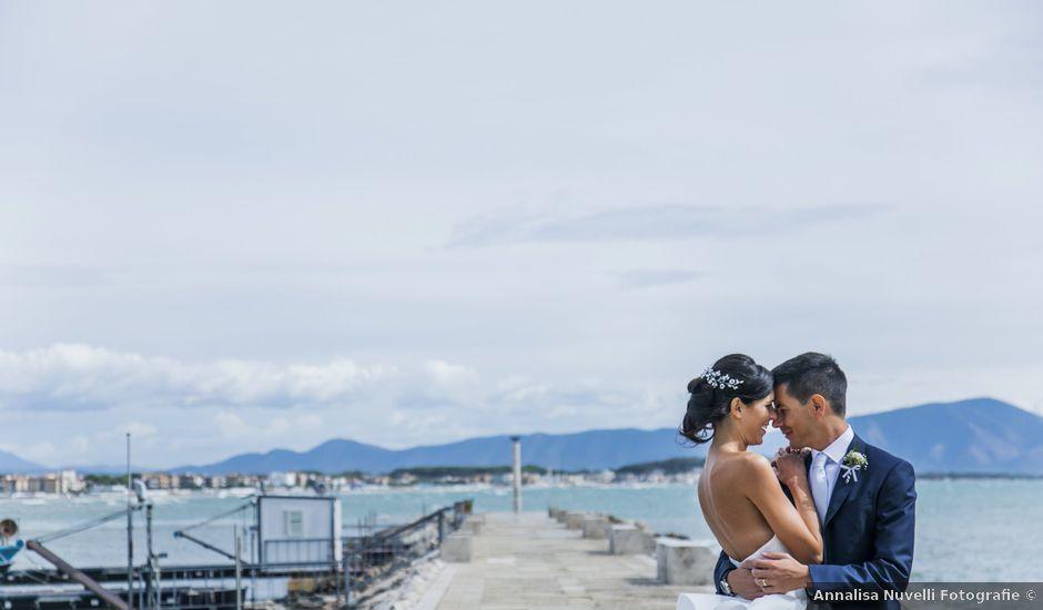 Il matrimonio di Antonio e Federica a Formia, Latina