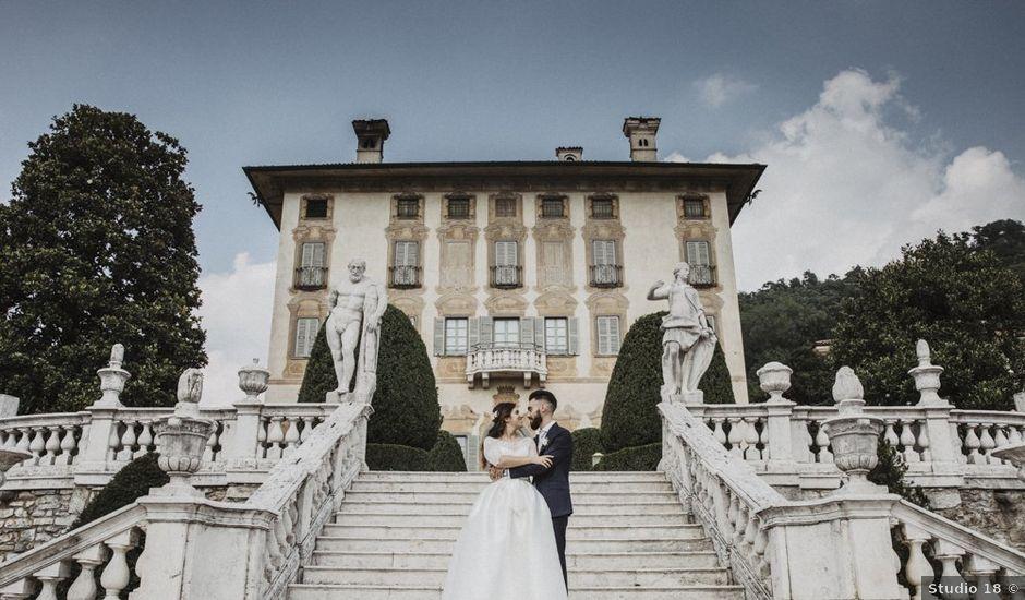 Il matrimonio di Marco e Roberta a Arcore, Monza e Brianza