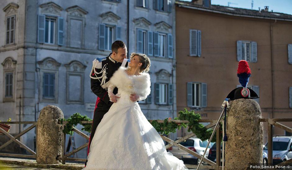 Il matrimonio di Stefano e Arianna a Frosinone, Frosinone