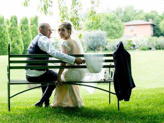 Le nozze di Daniela e Piergiorgio