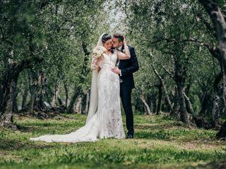 Le nozze di Eva e Alessio