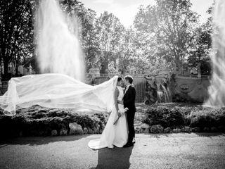 Le nozze di Chiara e Fernando