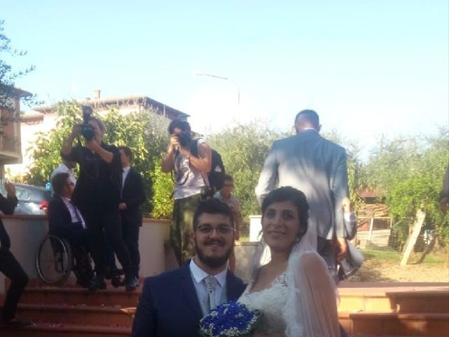 Il matrimonio di Matteo  e Veronica  a Foiano della Chiana, Arezzo 1