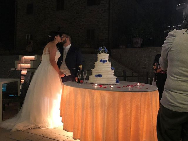 Il matrimonio di Matteo  e Veronica  a Foiano della Chiana, Arezzo 7