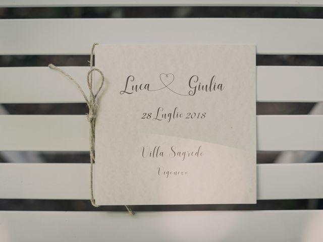 Il matrimonio di Luca e Giulia a Vigonovo, Venezia 7