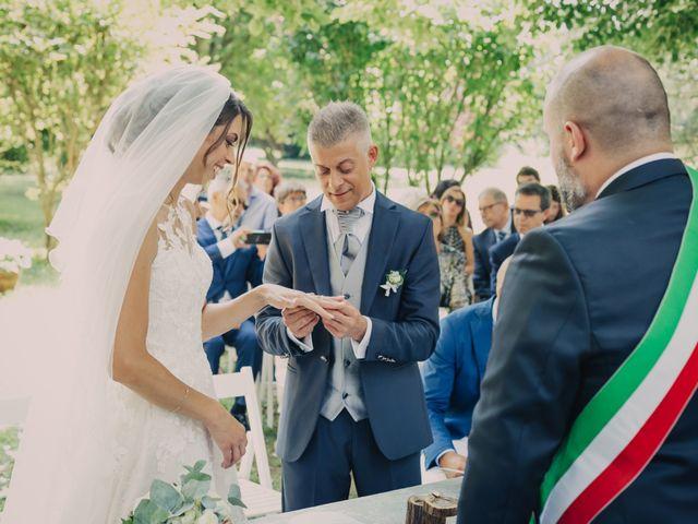 Il matrimonio di Luca e Giulia a Vigonovo, Venezia 12
