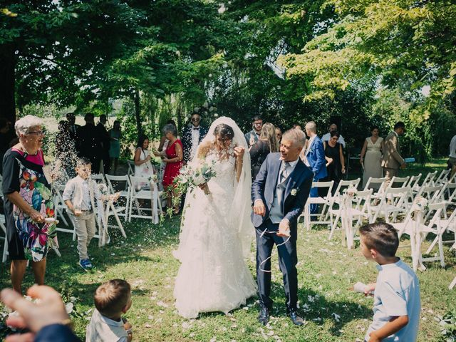 Il matrimonio di Luca e Giulia a Vigonovo, Venezia 14