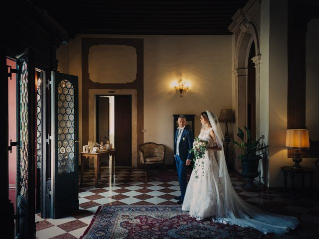 Il matrimonio di Luca e Giulia a Vigonovo, Venezia 16