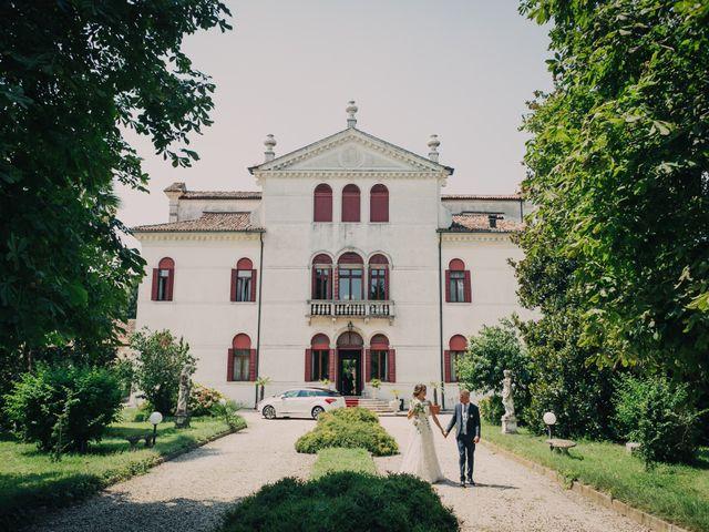 Il matrimonio di Luca e Giulia a Vigonovo, Venezia 17