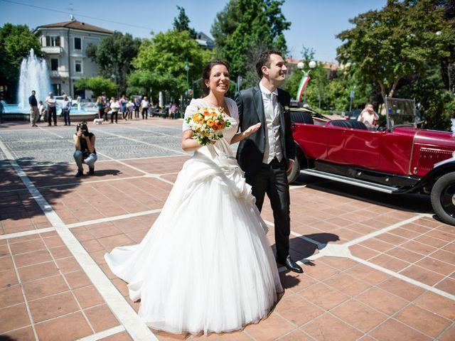 Il matrimonio di Alessandro e Laura a Cattolica, Rimini 13