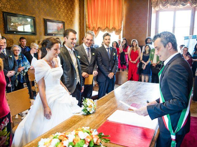 Il matrimonio di Alessandro e Laura a Cattolica, Rimini 17