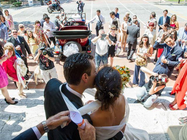 Il matrimonio di Alessandro e Laura a Cattolica, Rimini 27