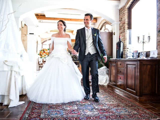 Il matrimonio di Alessandro e Laura a Cattolica, Rimini 34