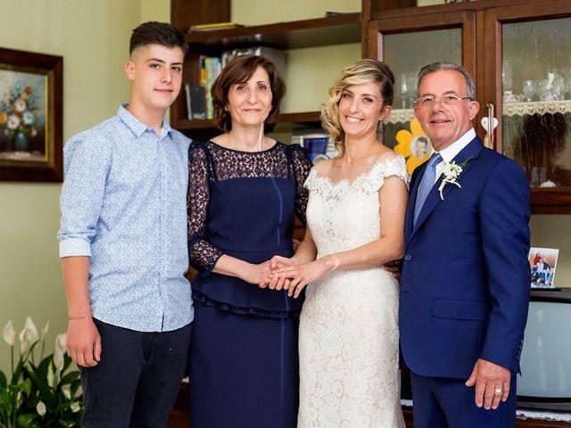 Il matrimonio di Piergiorgio e Daniela a Montichiari, Brescia 27