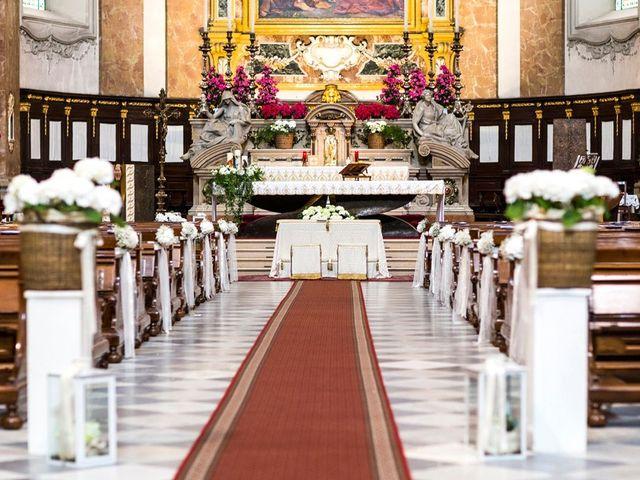 Il matrimonio di Piergiorgio e Daniela a Montichiari, Brescia 28