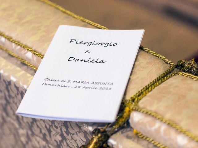 Il matrimonio di Piergiorgio e Daniela a Montichiari, Brescia 31