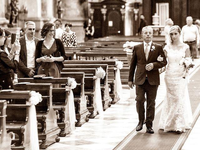 Il matrimonio di Piergiorgio e Daniela a Montichiari, Brescia 47