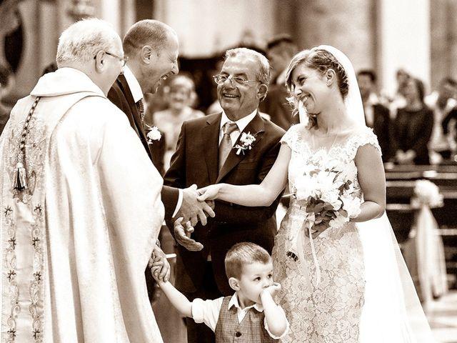 Il matrimonio di Piergiorgio e Daniela a Montichiari, Brescia 48
