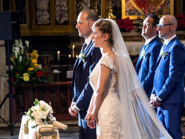 Il matrimonio di Piergiorgio e Daniela a Montichiari, Brescia 57