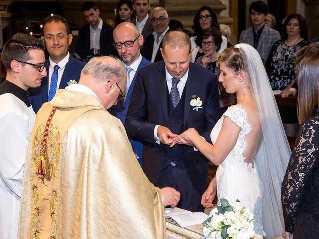 Il matrimonio di Piergiorgio e Daniela a Montichiari, Brescia 58