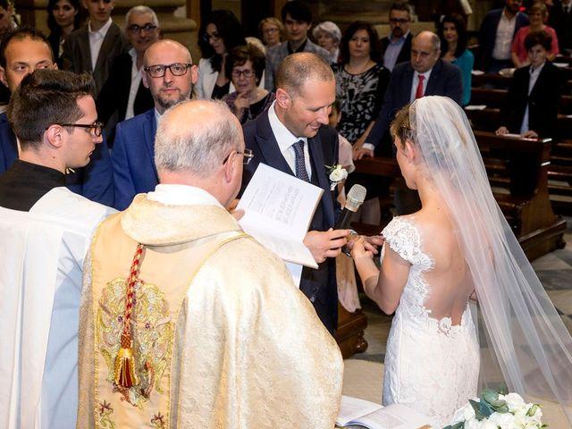 Il matrimonio di Piergiorgio e Daniela a Montichiari, Brescia 59