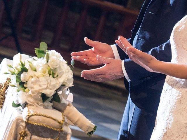 Il matrimonio di Piergiorgio e Daniela a Montichiari, Brescia 63