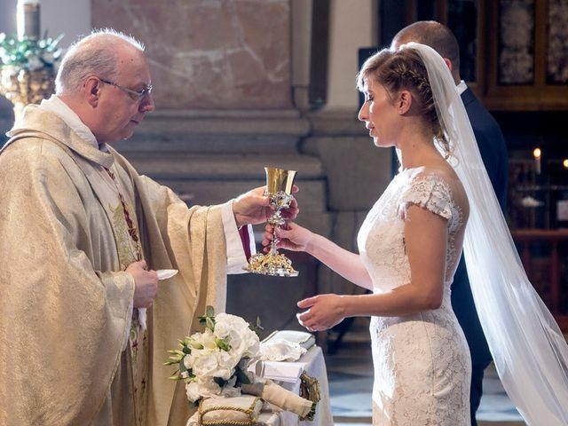 Il matrimonio di Piergiorgio e Daniela a Montichiari, Brescia 64